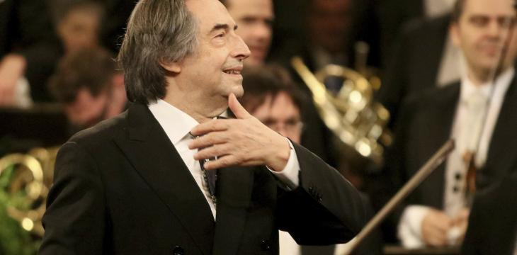 Italy's Muti Conducts Syria Musicians in Memorial Concert