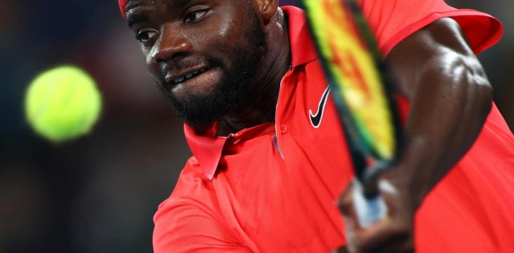 Tiafoe Joins List of Tennis Stars Testing Positive for COVID-19