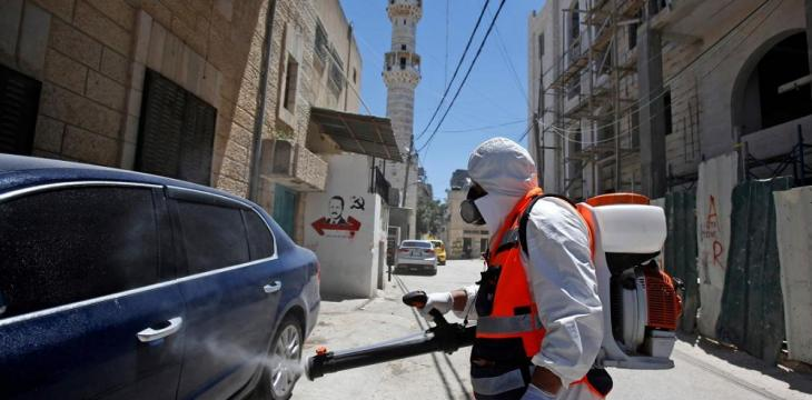Palestinians Seek Closure of West Bank Crossings to Curb Virus