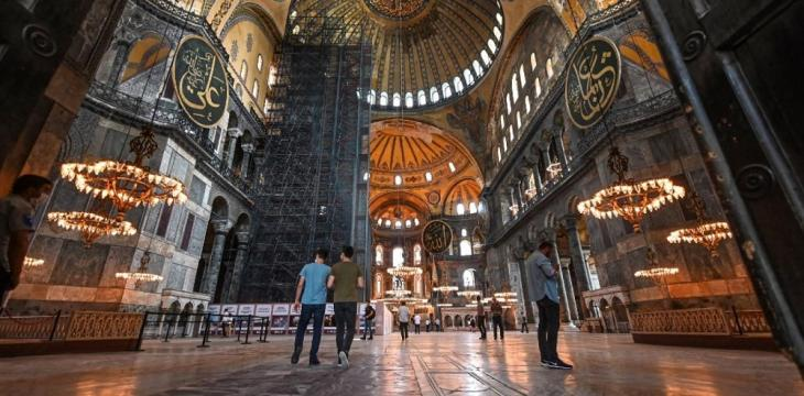 Russia Urges Turkey against Turning Hagia Sophia into Mosque