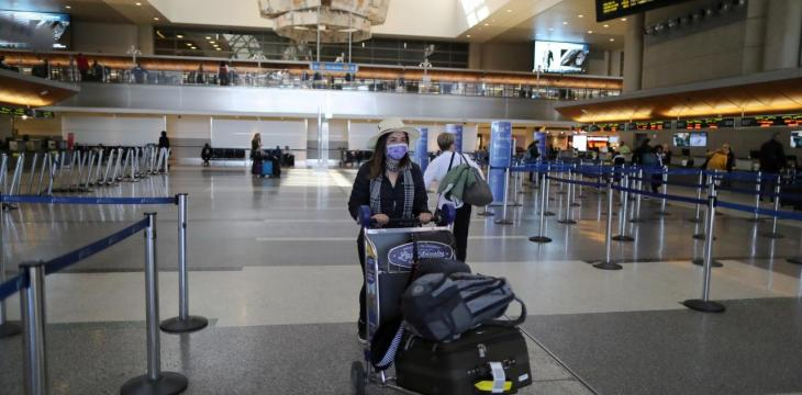 Travelers are Venturing out Again but Avoiding Planes, International Trips, Survey Shows