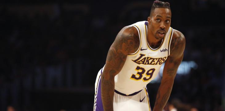 Lakers' Dwight Howard Says he Will Play when Season Resumes