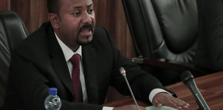 Ethiopia PM Says Unrest Will Not Derail Filling of Nile Dam