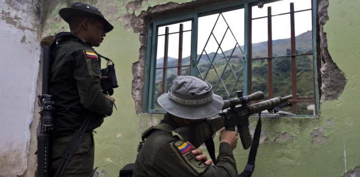 Colombia Offers Path to Civilian Life for Dissident Rebels