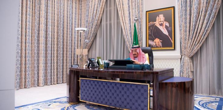 Saudi Cabinet Welcomes Security Council's Condemnation of Houthi Attacks
