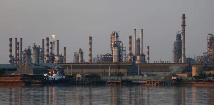 Iran's Oil Storage Almost Full Amid Sanctions, Pandemic