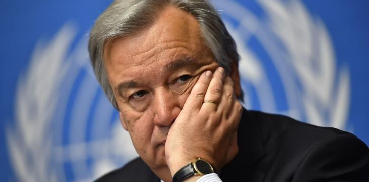 UN Chief Condemns 'Unprecedented' Foreign Interference in Libya