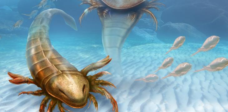 New Study Reveals Giant Scorpions That Terrorized Earth