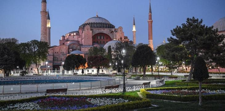Fifteen Centuries, Two Faiths and a Contested Fate for Hagia Sophia
