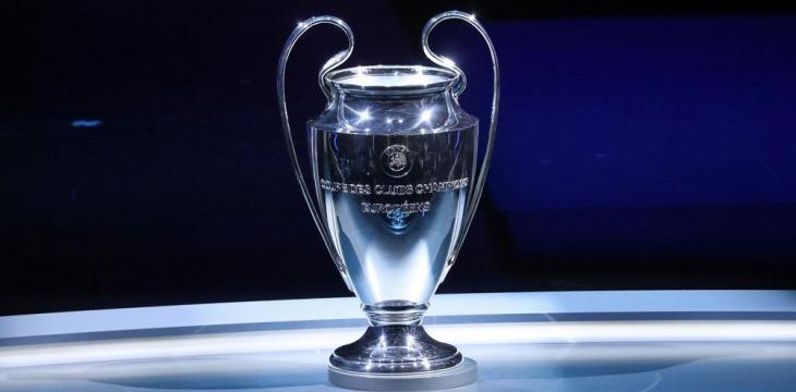 All 5 Former Winners in Same Half of Champions League Draw