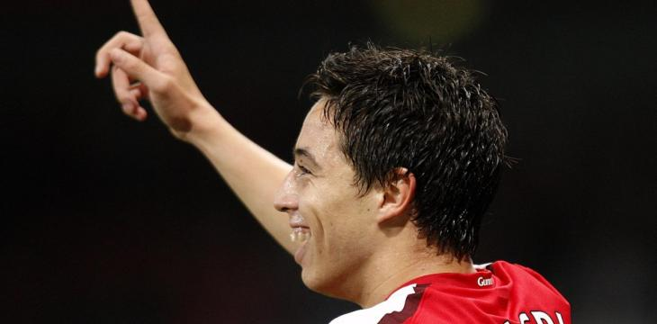 On This Day in 2008: Arsenal Sign Samir Nasri From Marseille