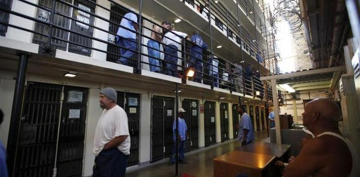 California to Release 8,000 more Inmates over Virus Fears
