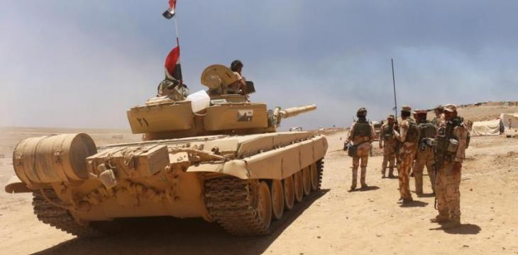 Iraqi Army Launches 4th Phase of Iraqi Heroes Operation