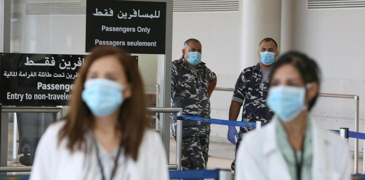 Lebanon Records New Virus Infection High