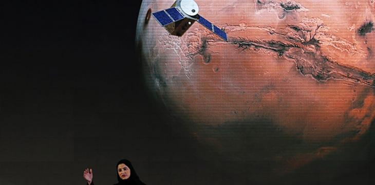 China, UAE, US to Send Spacecraft to Mars