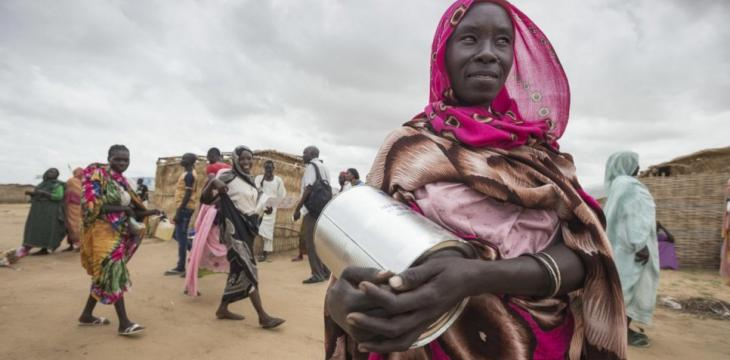 Sudan Requests International Support to Help Its 5 Million Refugees