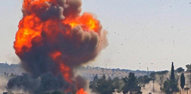 Airstrikes on Northwest Syria after Blast Wounds 3 Russians