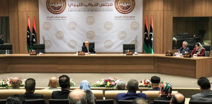Libyan Parliament Calls on Egypt to Protect National Security of Both Countries