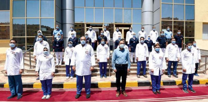 Medical Syndicate: 112 Doctors Died of Coronavirus in Egypt