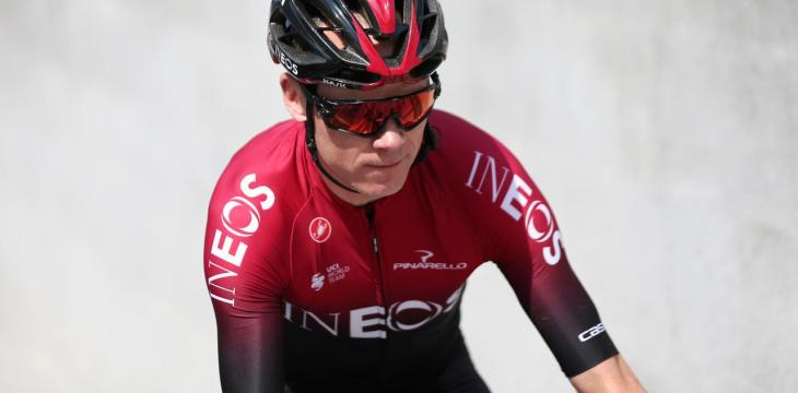 On Track to Challenge for Tour de France, Says Froome