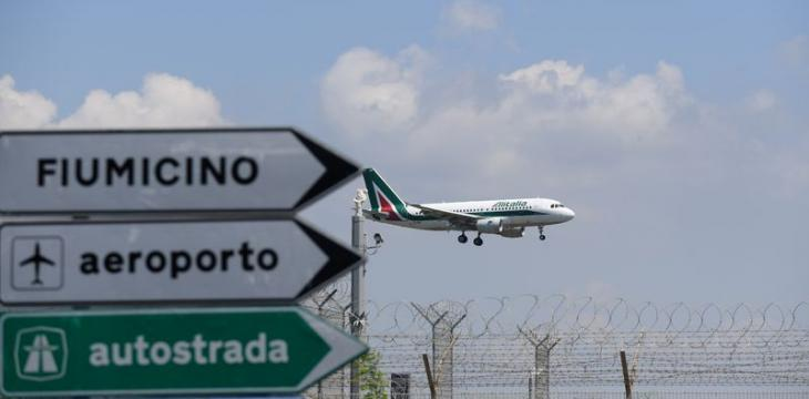 Italian Air Traffic Picking Up Post Lockdown