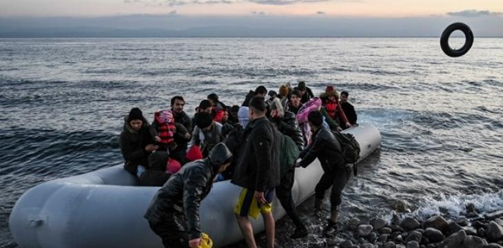 Greek Minister Says Less Migrants Arrived From Turkey due to COVID-19