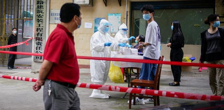 WHO Says China Team Interviewed Wuhan Scientists over Virus Origins