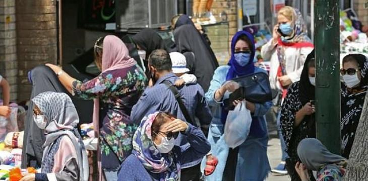 Iran Reports Highest COVID-19 Cases in Over Month