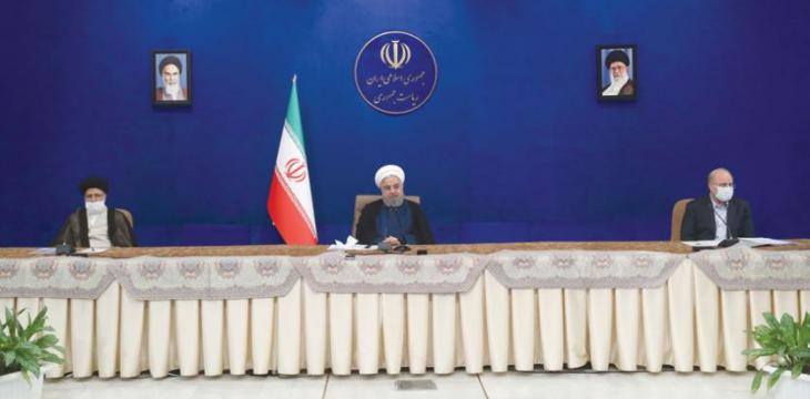 Rouhani Uses 'Conspiracy Theory' to Defend Government Performance