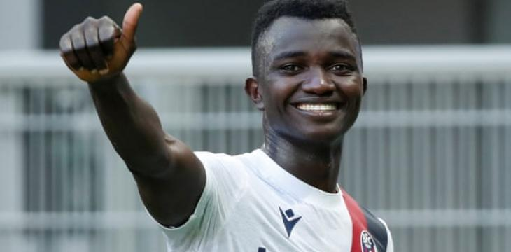Musa Juwara: From a Refugees' Dinghy to San Siro Supersub With Bologna
