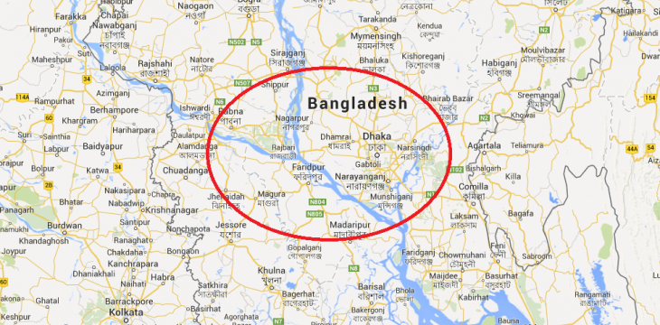 At Least 17 Killed as Bangladesh Passenger Boat Capsizes