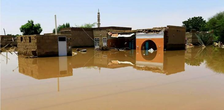 UN Says Floods Affect More than 50,000 in Sudan