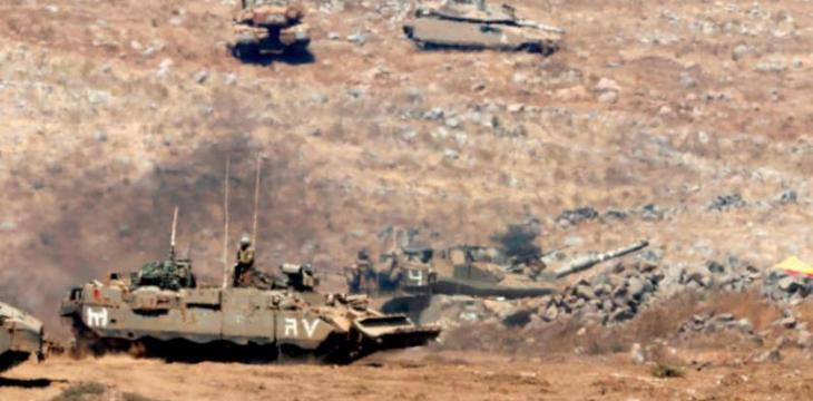 Tel Aviv Hints Punishing Damascus for Iranian Cells