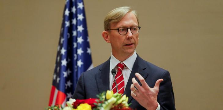 US Iran Envoy Brian Hook Stepping down, to Be Replaced by Elliott Abrams