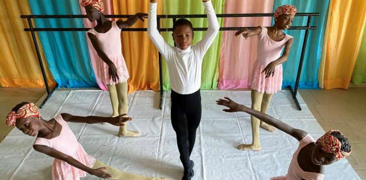 Nigerian Boy Captivates the World With His Ballet