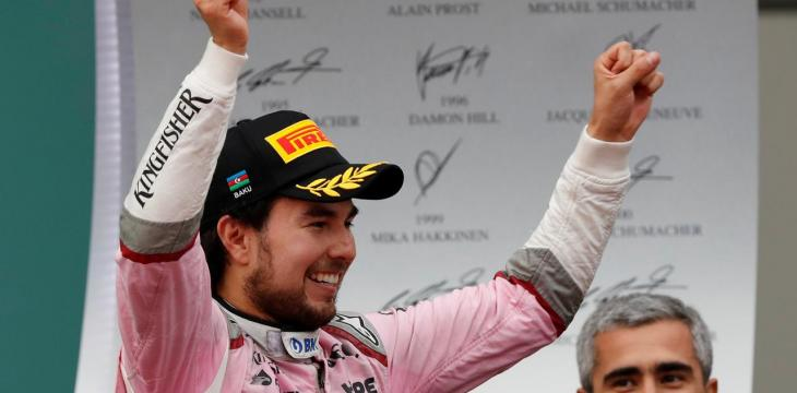 Perez to Miss 2nd F1 Race