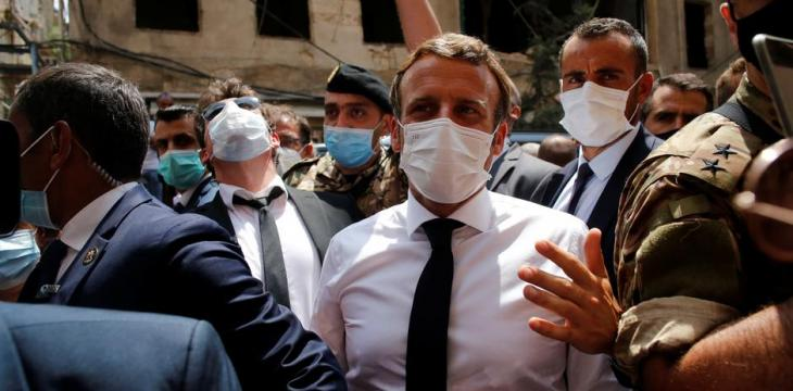 Macron's Visit to Beirut Questioned by His Critics, Praised by Desperate Lebanese