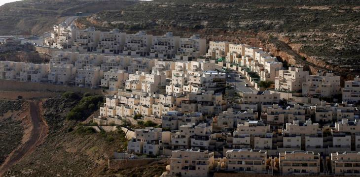 Israel Plans Settlements That Would Isolate West Bank