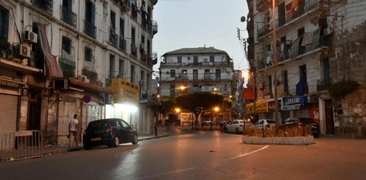 Algeria Economy Rocked by Virus Crisis, Falling Oil Revenues