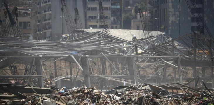 Int'l Donors Pledge Nearly $298 Million after Beirut Blast
