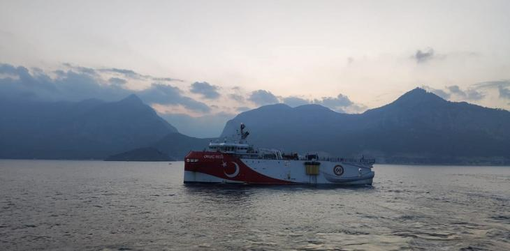 Tension High between Turkey, Greece in Eastern Mediterranean