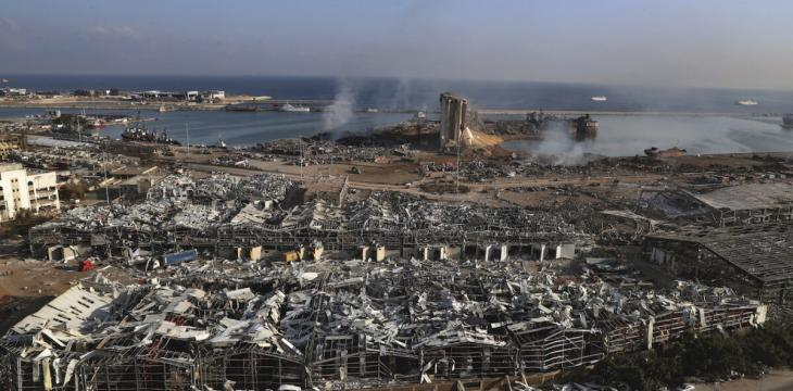 Who Owned the Chemicals that Blew up Beirut? No One Will Say