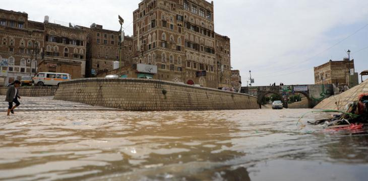More Than 170 Dead in Yemen Floods