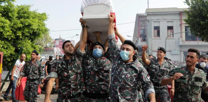 Beirut Buries More of its Dead as World Mobilizes