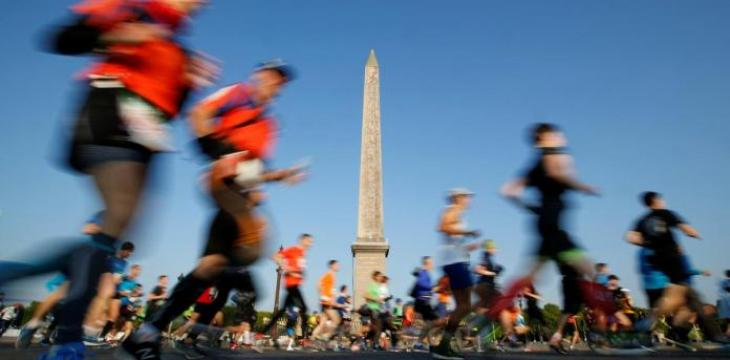 Paris Marathon Cancelled as Virus Cases Pick Up in France