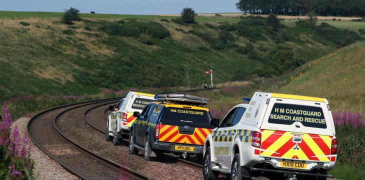 3 People Die in Scottish Train Derailment, Carriages Piled up