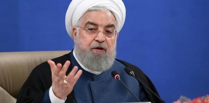 Iran's President Says Hopeful US Arms Embargo Push Will Fail
