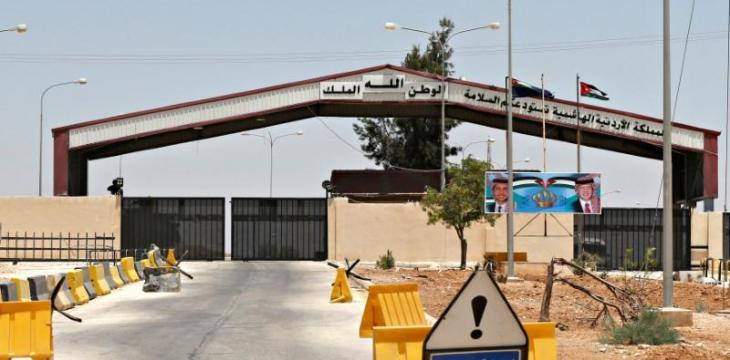 Jordan Closes Border with Syria over Spike in COVID-19 Cases