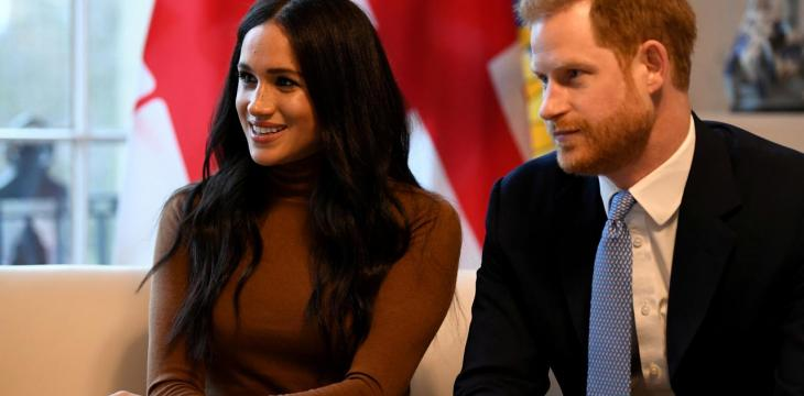 Prince Harry, Meghan Move to New California Family Home