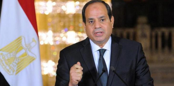 Sisi Welcomes UAE-Israel Deal, Halt to Annexation